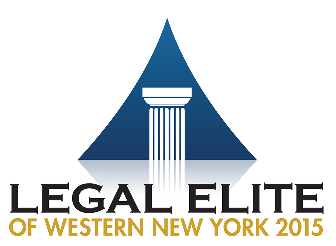 Krista Gottlieb, Legal Elite of Western New York, 2015