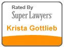 Krista Gottlieb, Super Lawyers Profile